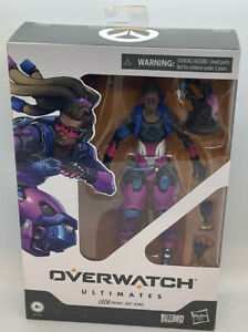 Overwatch Ultimates Lucio Exclusive Bitrate Action Figure New Sealed Hasbro