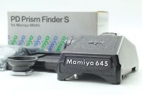[Unused in Box] Mamiya M645 PD Prism Finder S For M645 1000S Eye Cup from  Japan