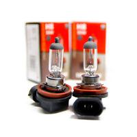 2 X H8 Poires Ampoule Halogène Voiture Lampe PGJ19-1 35W Glühbirne12V