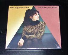 ANNA LE DEPENBUSCH ALPHABET L'ANNA FOU BUSH LIMITÉE DIGIPAK CD NEUF