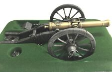Cañón Grand Armée Napoleon 56 mm Figura soldado plomo CAÑON  Atlas 7426 001