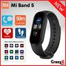 Original Xiaomi Mi Band 5 Bluetooth 5.0 Smart Bracelet AMOLED Screen Heart Rate