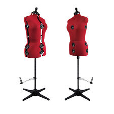 Dressmakers Mannequin Dummy Adjustable Dress Form Mannequins Size 16-22 Sewing