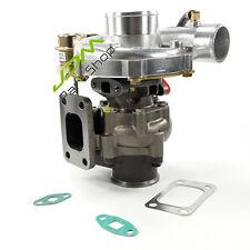 GT30 Turbocharger Compressor A/R50 Turbine A/R .48 V-Band Oil Turbo 300-350hp