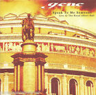 GENE - Speak To Me Someone: Live At Royal Albert Hall (UK 4 Tk CD Single Pt 2)