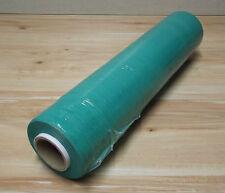 1 Bobines de film étirable 23 µ manuel VERT 450 x 300 pour lot et emballage