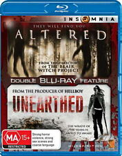 Altered / Unearthed - NEW Blu-Ray