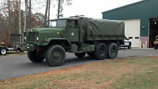 Military Truck Parts Green Vinyl 14' Cargo Cover Standard 5 Ton Cargo Beds NEW