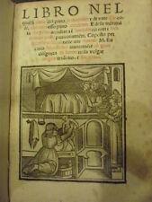 Libro nel qual si tratta del parto de l' huomo e de tutte... ROESSLIN, Eucharius