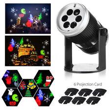 Gartenlicht LED Laser Projektor Außenleuchte Gartenstrahler Weihnachten  Beleuchtung