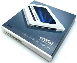 NEW Crucial MX300 525GB 3D NAND SATA 2.5  Inch Internal SSD - CT525MX300SSD1