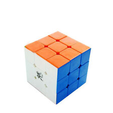 US Stock DaYan Zhanchi 3x3x3 Pocket Speed Cube Stickerless 3x3 Toy Gift 50mm