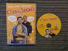 CUCKOO THE COMPLETE SERIES 2 DVD BBC TAYLOR LAUTNER GREG DAVIES SEASON TWO