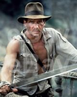 Indiana Jones And The Temple Of Doom (1984) Harrison Ford 10x8 Photo