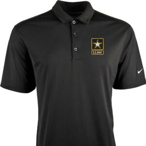 United States Army Mens Embroidered NIKE Polo Shirt XS-4XL, LT-4XLT USA NEW