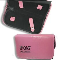 Hairdressing Scissors Holster Pouch Barber Hairstylist scissors Salon Case Pink.