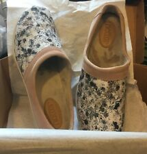 Women's clog-style SLIPPERS from HOTTER, size 8