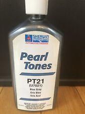 Sherwin Williams SW PT21 BLUE GRAY Pearl Tones Mica