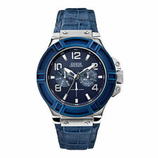GUESS W0040G7 Rigor Mens Sport Quartz Wristwatch