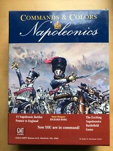 Command and Colors - Napoleonics  GMT Games