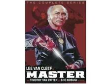 The Master: The Complete Series (DVD) NEW Free Shipping