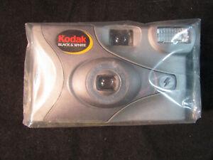 Kodak Black & White Film Disposable Camera 27 Exposure NOS