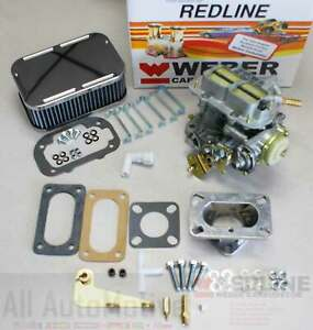 WEBER 38/38 Performance conversion kit For Jeep CJ Willys Flat Head