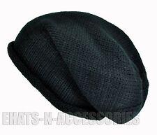 Trendy Beanie Slouchy Hip Rasta Unisex Baggy Knit Fashion Ski Skullcap Hat