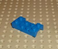 LEGO - VEHICLE, Mudguard 2 x 4 with Arch Studded, BLUE x 4 (3788) VB22