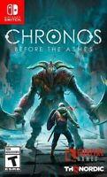 Chronos: Before the Ashes for Nintendo Switch [New Video Game]
