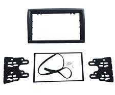 Radio Fascia for Citroen Jumper Peugeot Boxer 2 Din Stereo Panel Dash Trim Kit