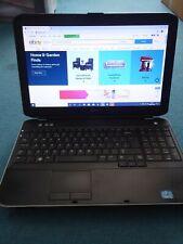 Dell Latitude E5530 Core i5-3230M@2.4GHz 6GB RAM 500GB HDD WIN10 Pro