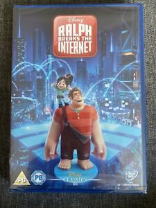 Ralph Breaks the Internet NEW SEALED DVD
