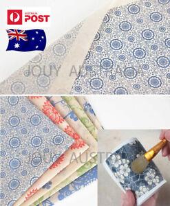 Ceramics / Pottery Color underglaze - Tissue transfer - Pattern transfer sheet