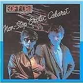 Soft Cell - Non-Stop Erotic Cabaret (1996 Remaster)  CD  NEW/SEALED  SPEEDYPOST