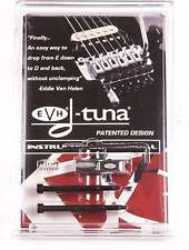 Genuine EVH D-Tuna for Floyd Rose - Chrome