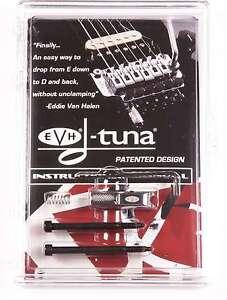 Genuine EVH D-Tuna for Floyd Rose - Chrome