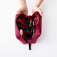 Women Lady Fashion Nylon Cosmetic Makeup Bags Organizer Storage Bag Waterproof