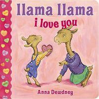 Llama Llama I Love You by Anna Dewdney
