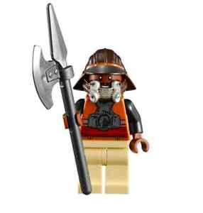 LEGO Star Wars Minifigure Lando Calrissian Skiff Disguise 9496 **Rare** **New**