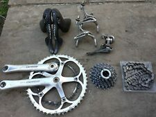 Campagnolo Centaur 10 Speed partial groupset.