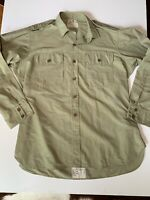 Australian Army Shirt. 1967 Victoria. Dress Shirt. Great Condition. Vietnam War.