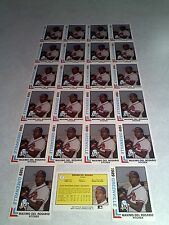 *****Maximo Del Rosario*****  Lot of 50 cards.....2 DIFFERENT