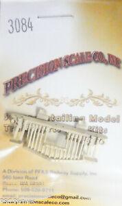 Precision Scale HOn3 #3084 Pilot, D&RGW K-36, HOn3 k's (Brass Casting)