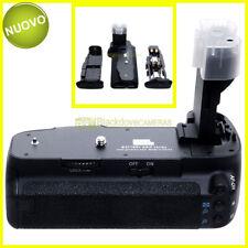 Impugnatura verticale per Canon EOS 7D come BG-E7. Battery grip. PROMOZIONE!!!