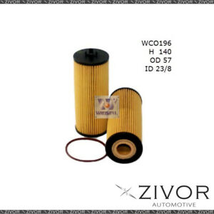 COOPER Oil Filter For Mercedes Benz A45 AMG 2.0L 07/13-on - WCO196  *By Zivor*