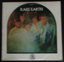 Rare Earth Get Ready vinyl record album Motown