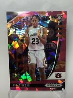 Isaac Okoro 2020 Prizm Draft Picks Pink Cracked Ice RC Rookie Card #44