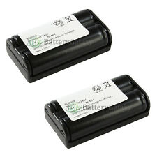 2 New Home Phone Rechargeable Battery for At&T 2455 2440 2430 2402 2401 2400 Hot