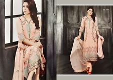 New Salwar Kameez Indian Ethnic Bollywood Designer Party Wear Pakistani Anarkali